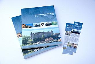 Castles in Distant Lands - Buchprojekt