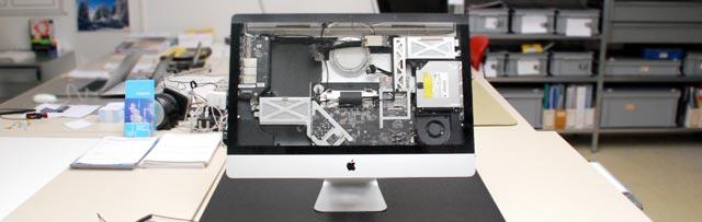 Mac von innen